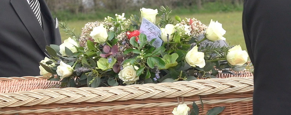 Funeral live streaming service Somerset