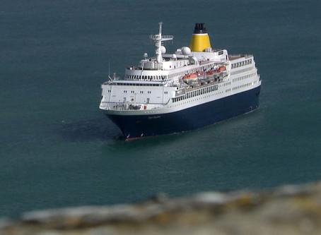 Saga cancel cruises