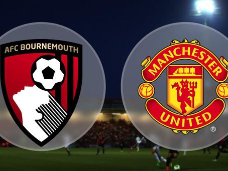 Bournemouth v Man Utd