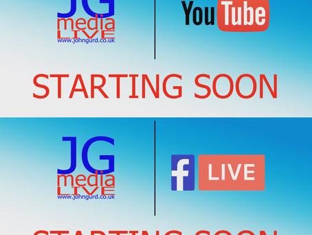 Starting soon....