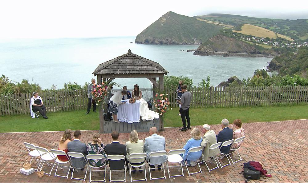 Devon wedding streaming