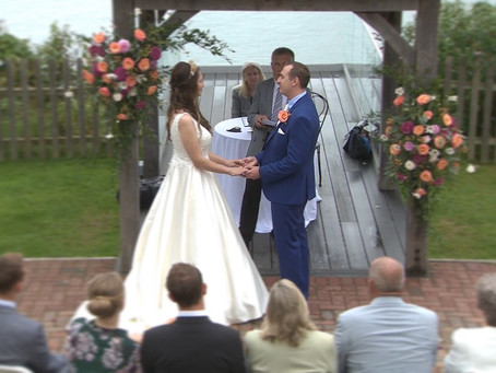 Will live streaming weddings become the norm?
