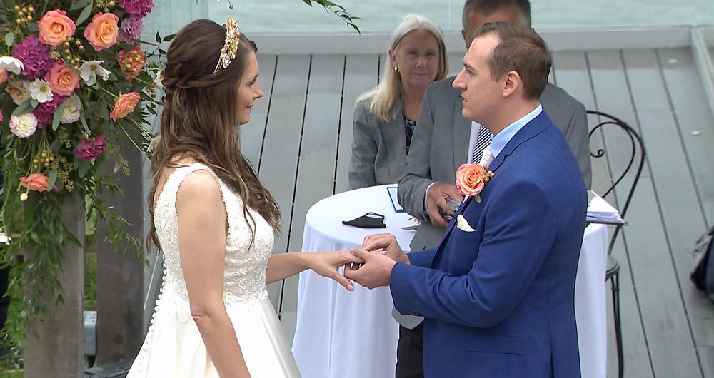 Devon Wedding Live streaming service