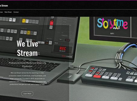 WeLiveStream....