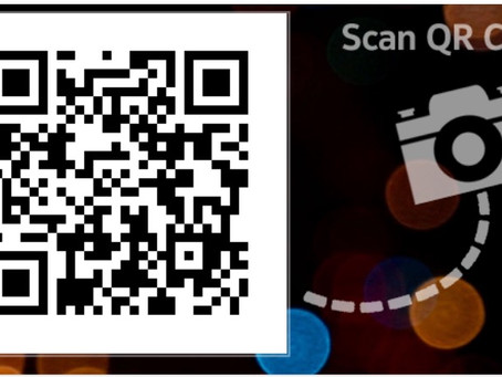 QR code for app created.....