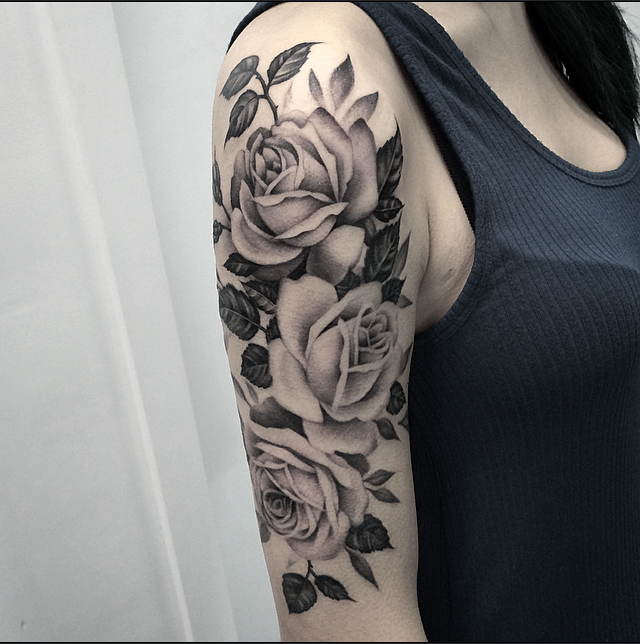 roses blk