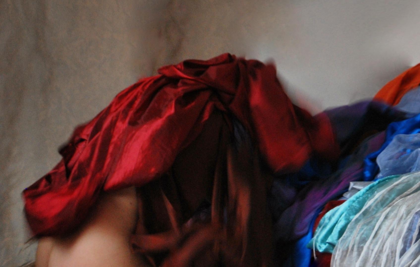 """""""La Recita a scuola"""" # 2 selfportrait Ilaria Facci"""