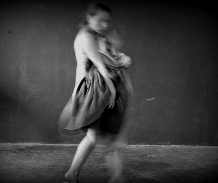 """""""La sorte dei perduti"""" #1 Selfportrait Ilaria Facci"""