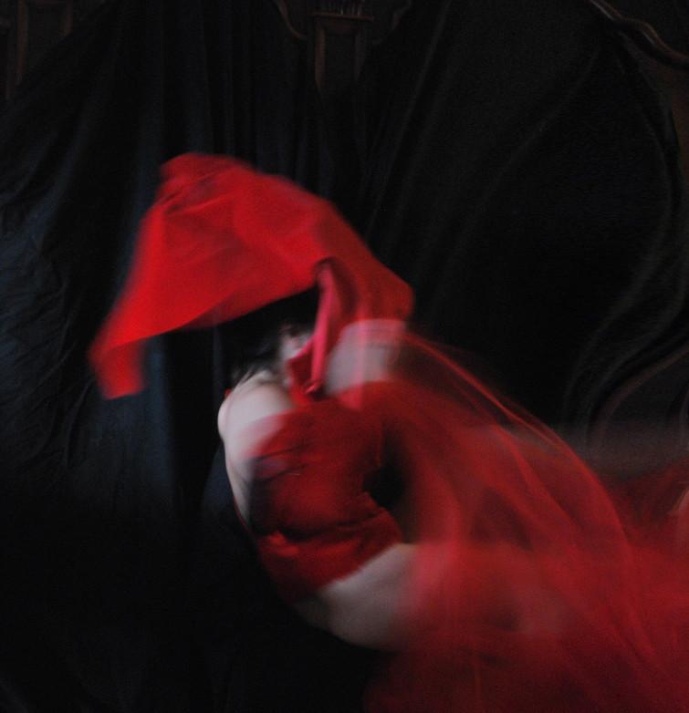 """""""L'Inquisizione""""#9 Selfportrait Ilaria Facci"""