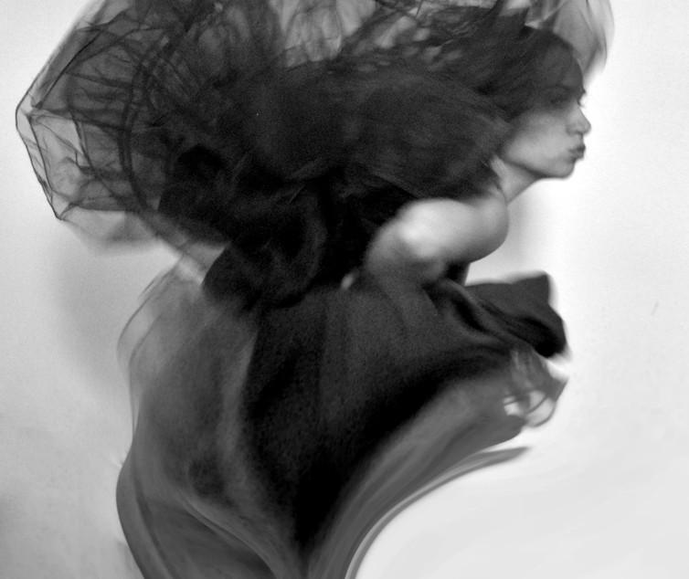 """""""Fumo"""" cod 0957 Selfportrait©Ilaria Facc"""