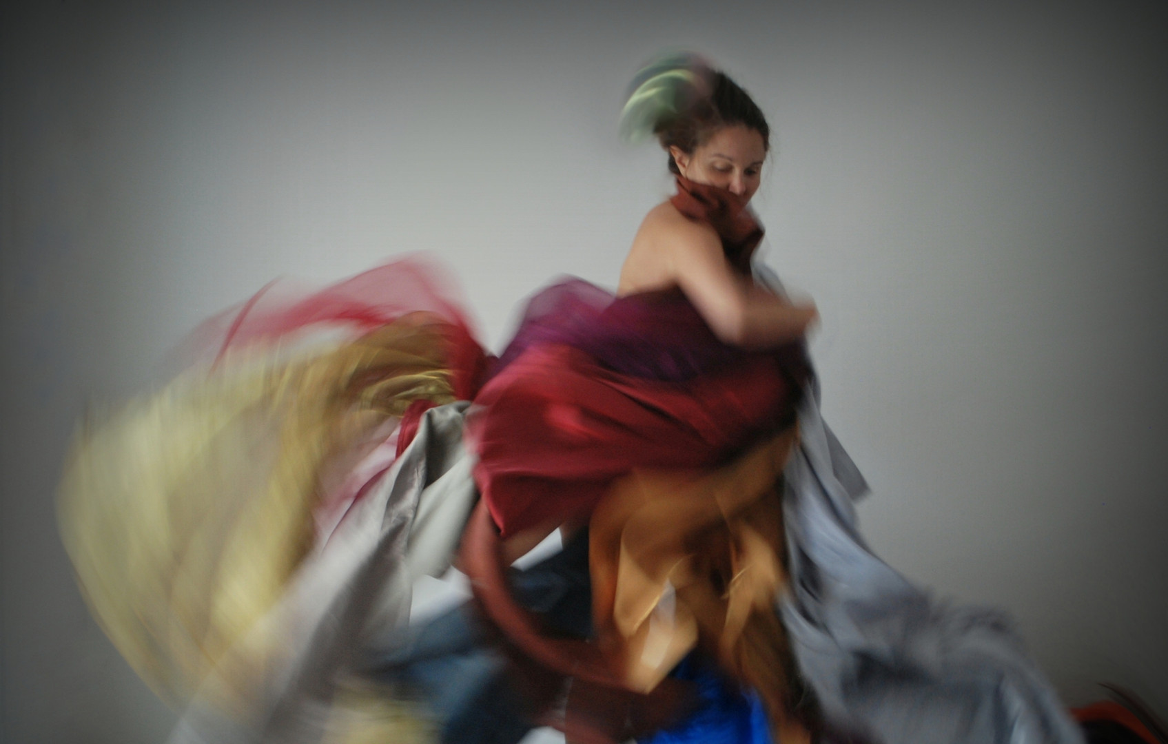 """""""La Recita a scuola""""#7 selfportrait Ilaria Facci"""