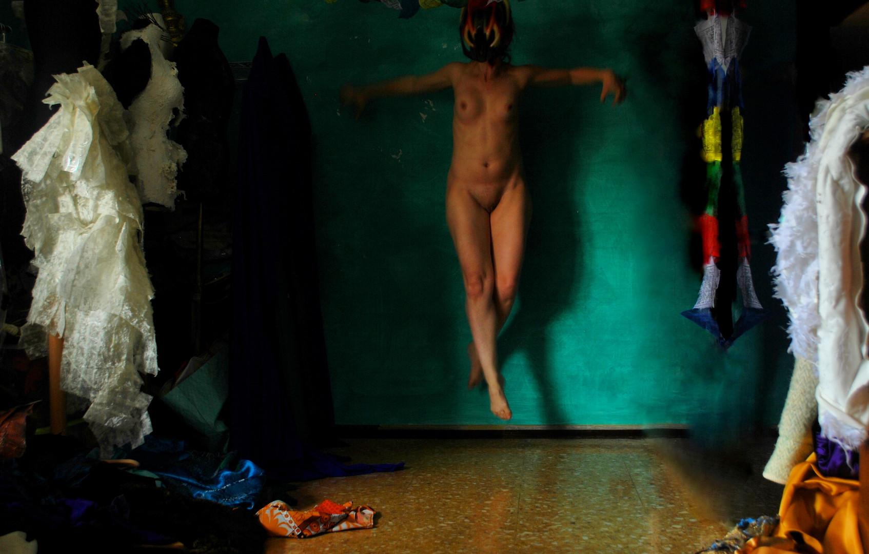 """""""Messa in Scena""""#6 Selfportrait ©Ilaria Facci"""