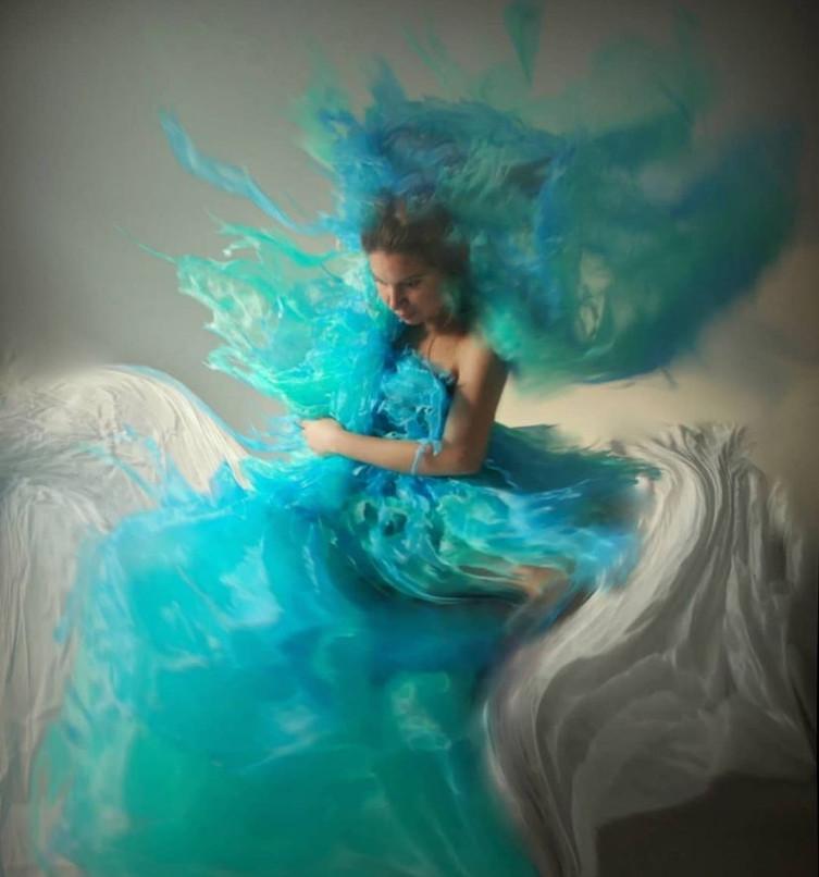 """""""Mare"""" #1 selfportrait Ilaria Facci.jpg"""