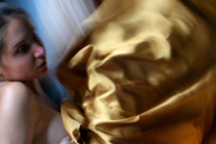 """""""Oro"""" Selfportrait©IlariaFacci"""