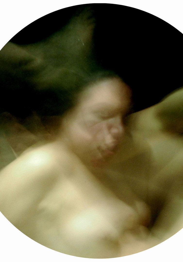 I Ragni #10 cod 134 Self portrait ©Ilari