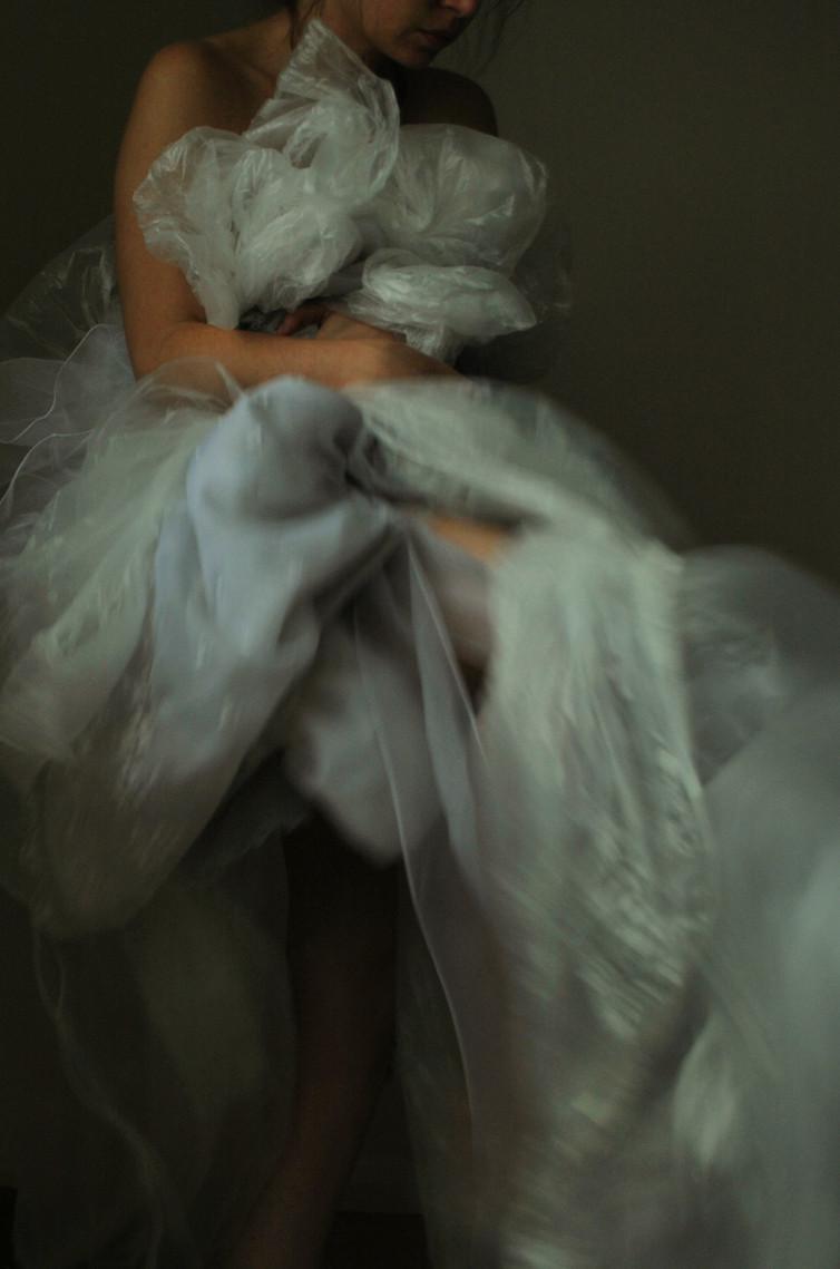 """""""Vestire gli specchi""""#1 Selfportrait Ilaria Facci"""