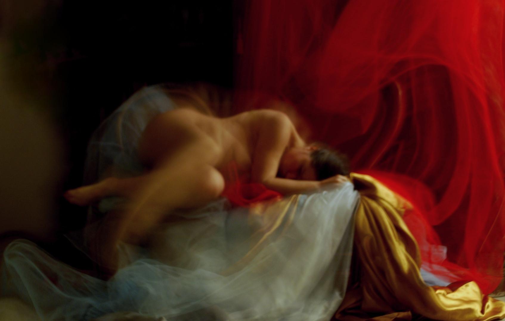 """""""L'Incubo"""" #2 selfportrait Ilaria Facci"""