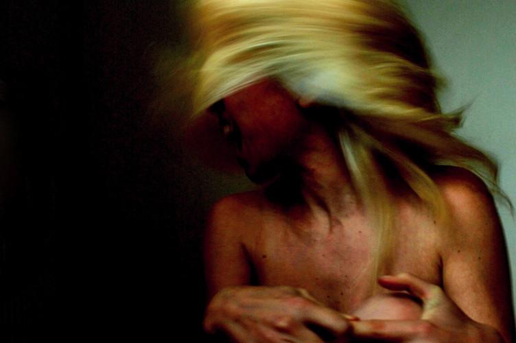 """""""L'urlo"""" Selfportrait©Ilaria Facci"""