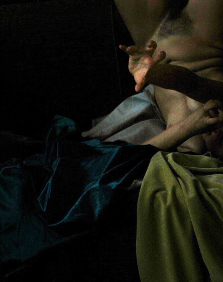 cod 8473 selfportrait Ilaria Facci