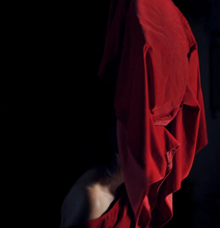 """""""L'Inquisizione""""#10 Selfportrait Ilaria Facci"""