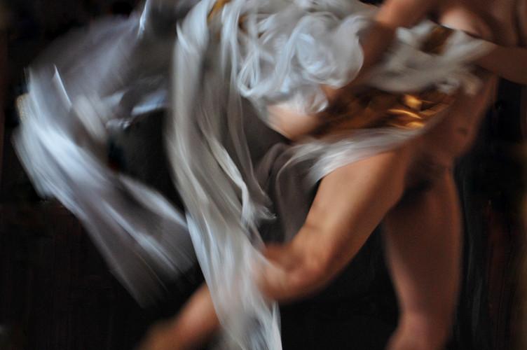 """""""La Fune""""#2 Selfportrait ©Ilaria Facci"""
