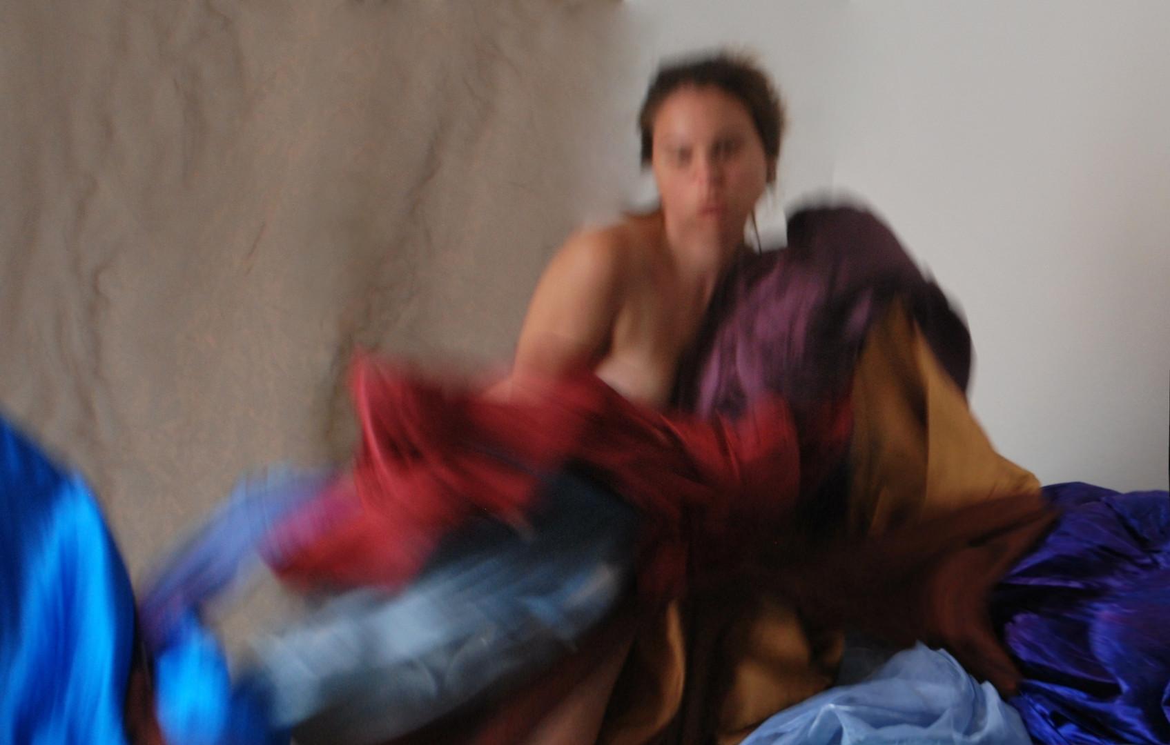 """""""La recita a scuola"""" #9 selfportrait Ilaria Facci"""