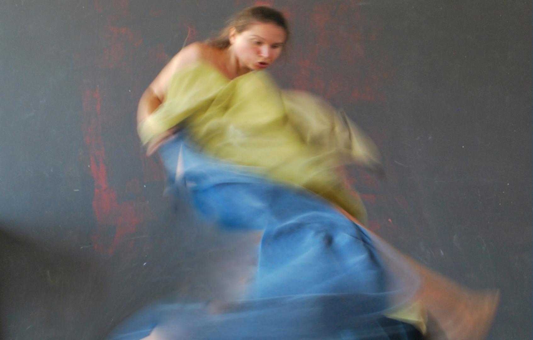 cod 8503color self portrait ©Ilaria Facc
