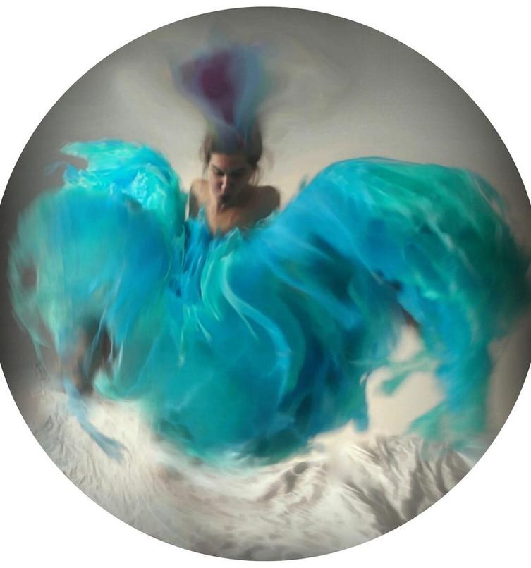 """""""Mare"""" #2 selfportrait Ilaria Facci"""