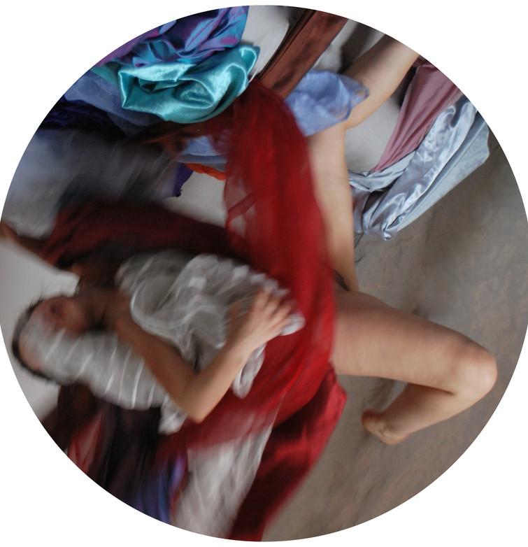 """""""La recita a scuola"""" #11 selfportrait Ilaria Facci"""