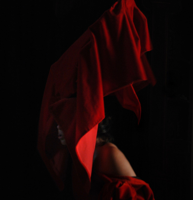 """""""L'Inquisizione""""#2 Selfportrait Ilaria Facci"""
