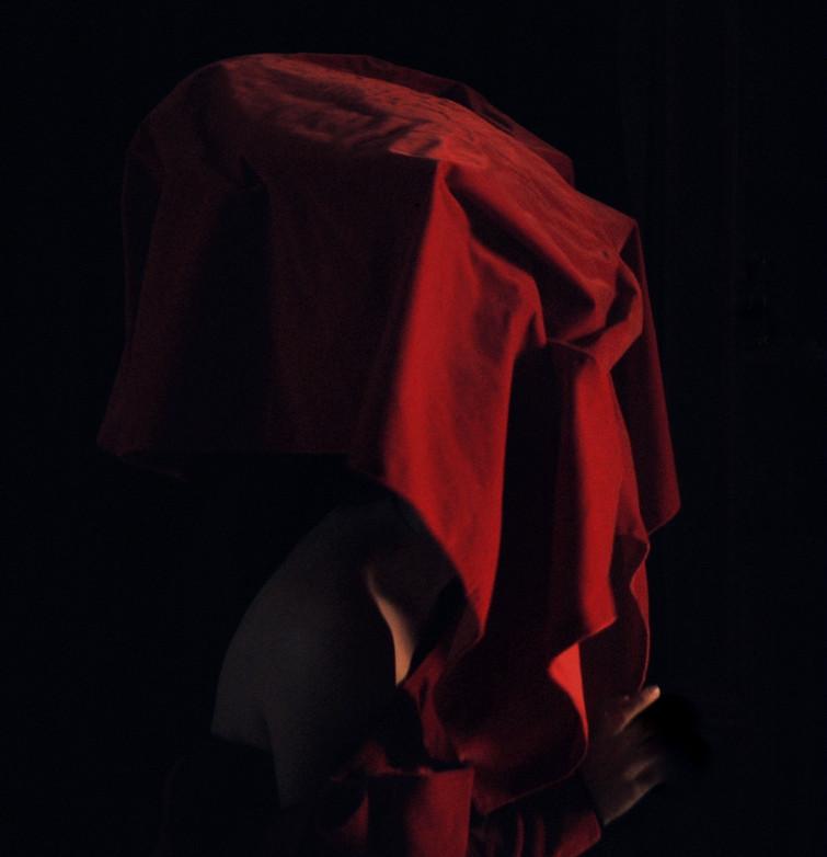 """""""L'Inquisizione""""#1 Selfportrait Ilaria Facci"""