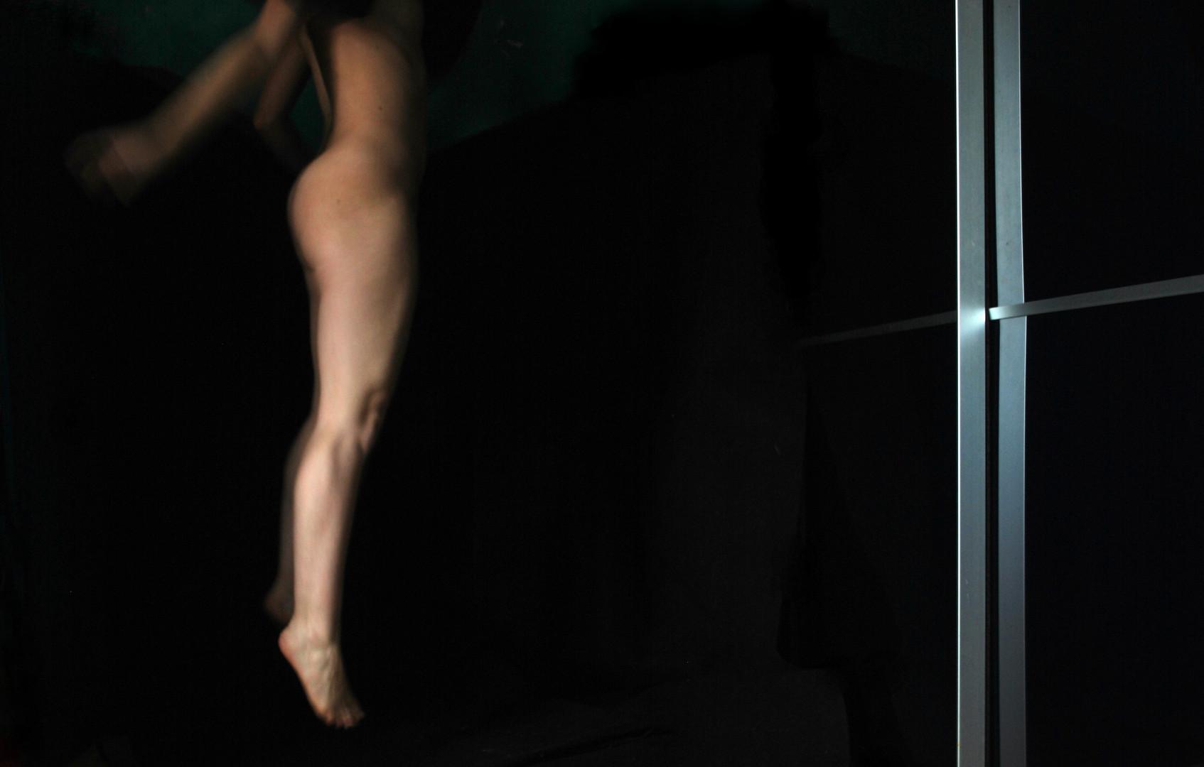 """""""MEA CULPA"""" #2 Selfportrait©Ilaria Facci."""
