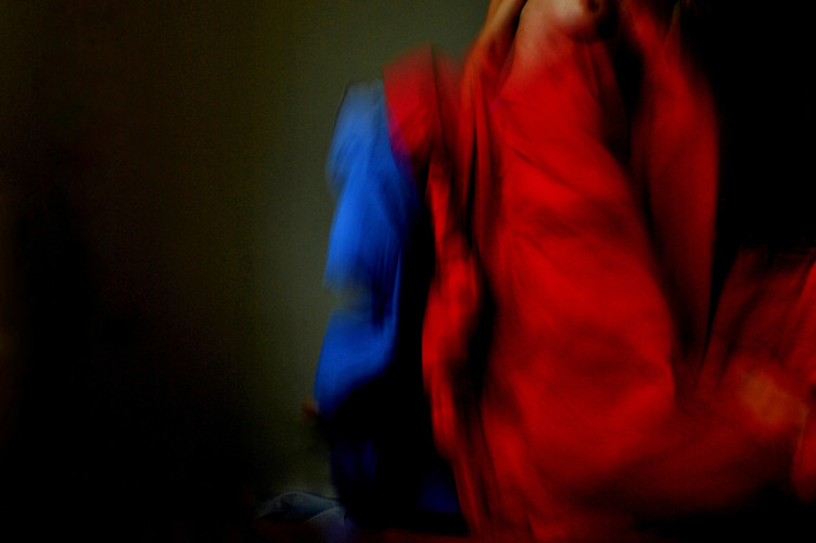 """Retinoblastoma"" #2 Selfportrait ©Ilaria Facci"