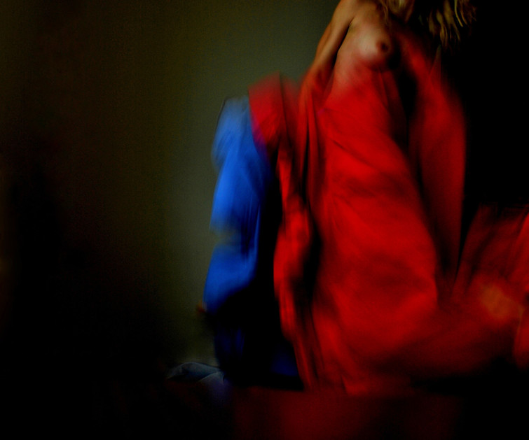 """Retinoblastoma""# 2 Selfportrait Ilaria Facci"