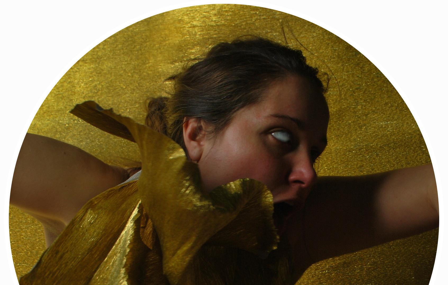 Passione cod 5814 Self portrait ©Ilaria