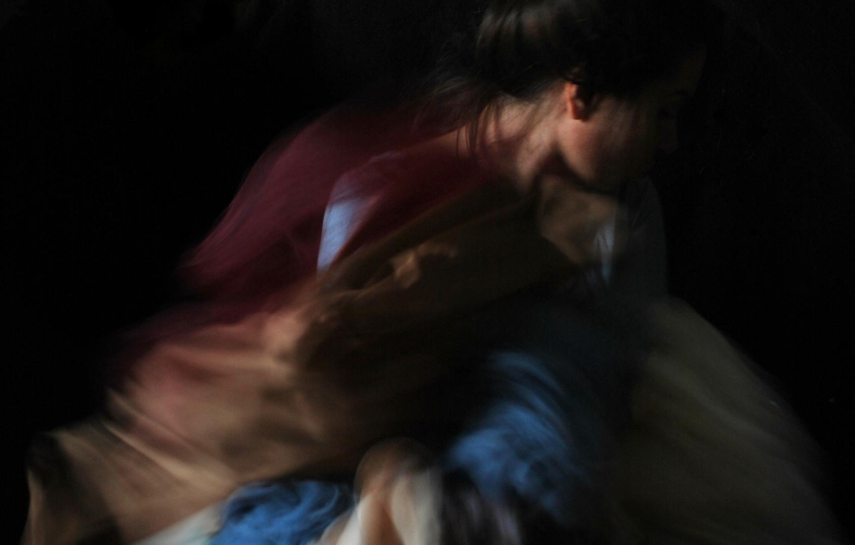 """""""Il lupo in maschera"""" selfortrait Ilaria Facci"""