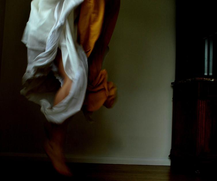 """Retinoblastoma"" #4 Selfportrait Ilaria Facci"