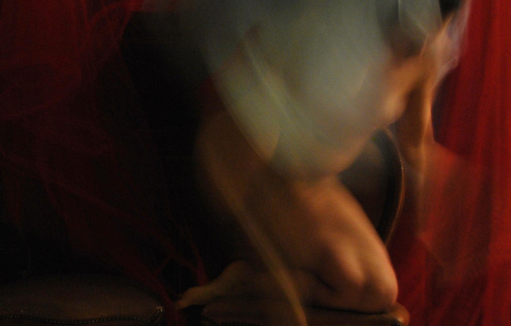 """""""L'Incubo""""#7 Selfportrait Ilaria Facci"""