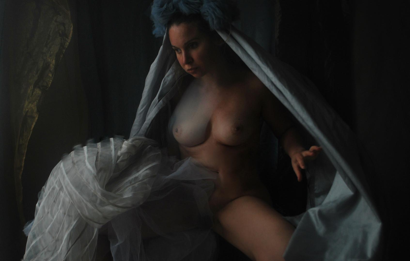 """""""Il Papa Nero"""" #7 selfportrait Ilaria Facci"""