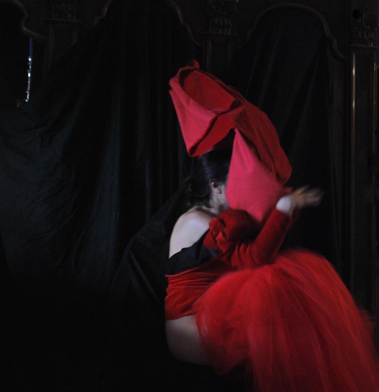 """""""L'Inquisizione""""#7 Selfportrait Ilaria facci"""