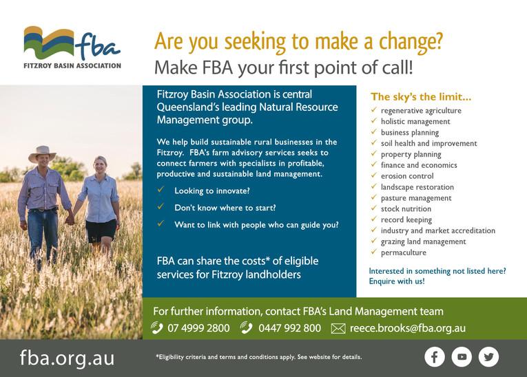Fitzroy Basin Association