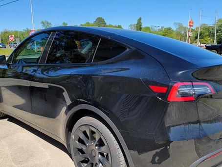 Tesla Window Tinting - Seaford Window Tinting - Ceramic Window Tint XPEL XR PLUS