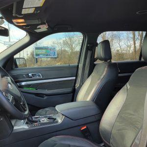 Best Window Tint Near Me - Ford Explorer Tint - Ceramic Heat Blocking Tint - Car Tinting in Seaford