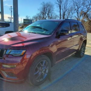 Jeep Grand Cherokee Window Tint Near Me - Privacy Tint - Heat Blocking Tint - In Seaford Delaware
