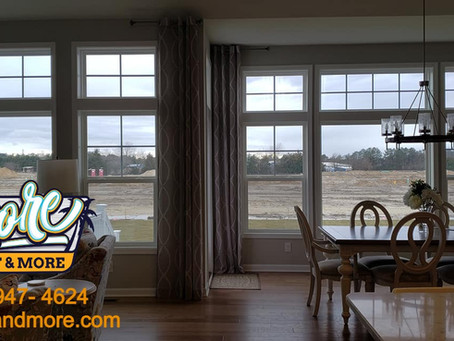 Clear Heat Blocking Tint - Best Residential tinting in the Delaware Beaches