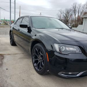 Chrysler 300 Privacy Tint - Glare Blocking Tint - In Seaford, Lewes, Harbeson Delaware
