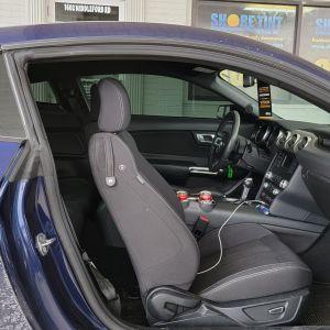 Ford Mustang Tinting - XPEL CS Window Tinting Near Me - Seaford Tinting - Limo Tint - Heat Blocking