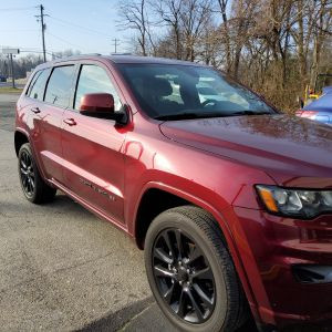 Jeep Grand Cherokee - Heat Blocking - Privacy - UV Blocking - Best XPEL Tint Seaford, Lewes Delaware