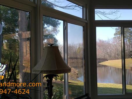 Home Heat Blocking Window Tint - Sunroom Window tint in Lewes Delaware