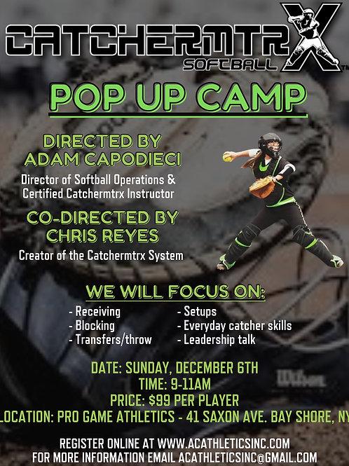 POP UP CAMP